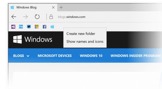 Imagen - Edge, el navegador de Windows 10, podría lanzarse en Android e iPhone
