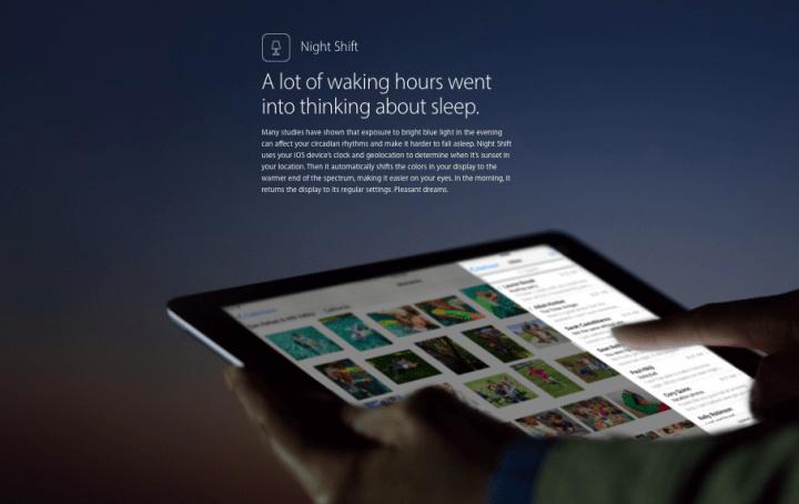 Imagen - El modo nocturno de iOS 10 llegará a todos los dispositivos Apple