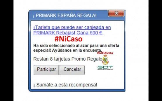 Imagen - Alerta con los bonos de 500 euros para Primark