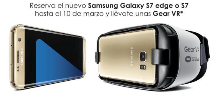 Imagen - Dónde reservar el Samsung Galaxy S7 y Galaxy S7 Edge