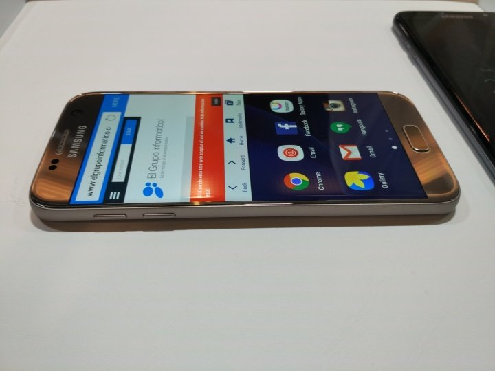 Imagen - Samsung Galaxy S7 Edge sería el móvil más vendido en lo que va de año
