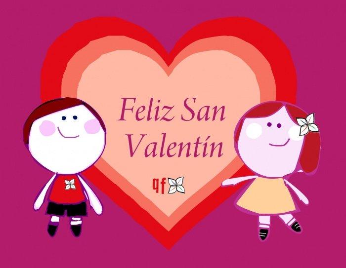 Imagen   30 Felicitaciones De San Valentín Para WhatsApp