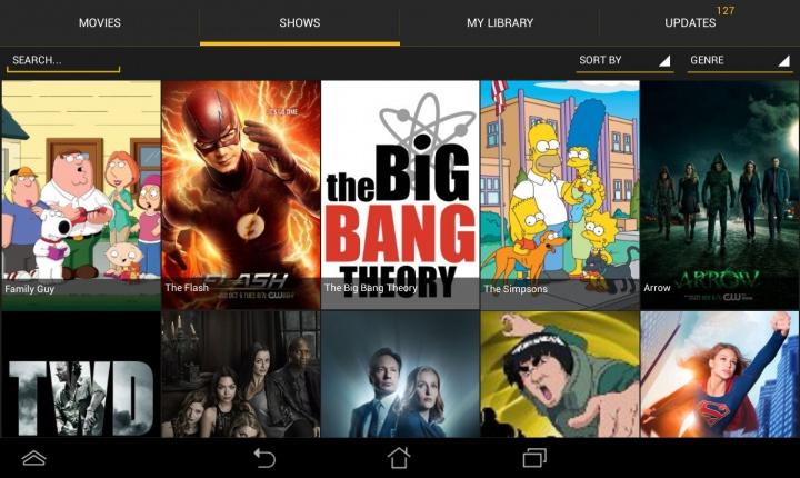 Imagen - Descarga Showbox, una mezcla entre Popcorn Time y Spotify para Android
