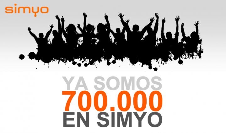 """Imagen - Simyo supera los 700.000 clientes gracias a """"Crea tu tarifa"""""""