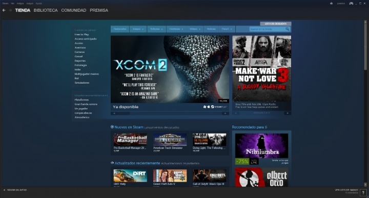 Imagen - Steam sube sus precios en España