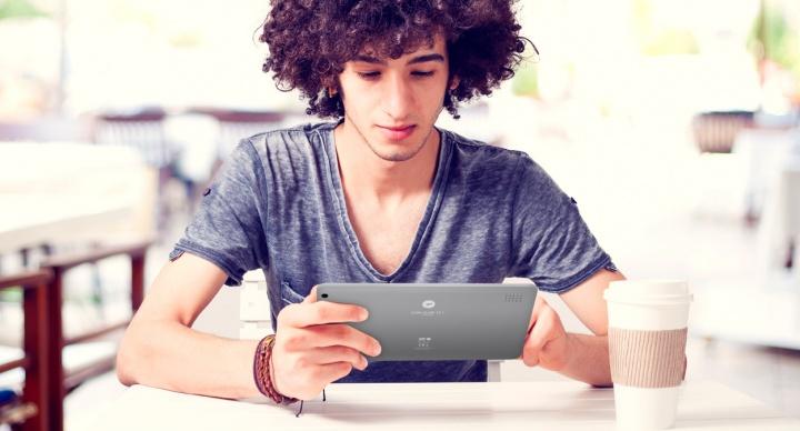 Vuelve al colegio con las mejores tablets, pulseras fitness y altavoces de SPC