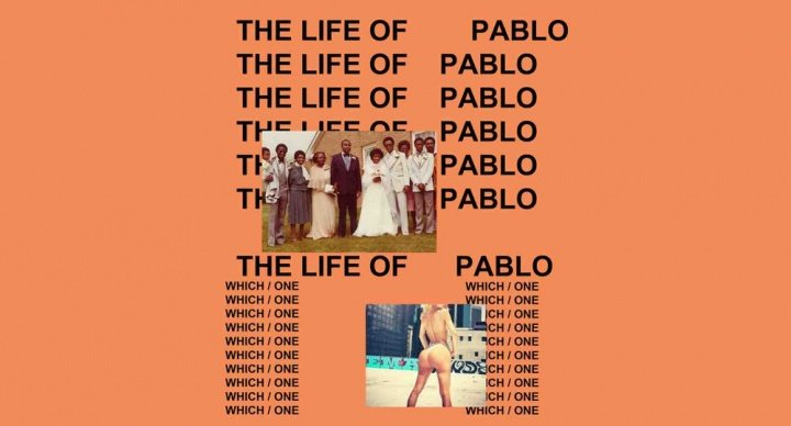 El último disco de Kanye West rompe récords de piratería por su exclusiva con Tidal