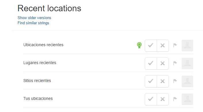 Imagen - WhatsApp para Android mostrará las ubicaciones recientes compartidas en los chats grupales