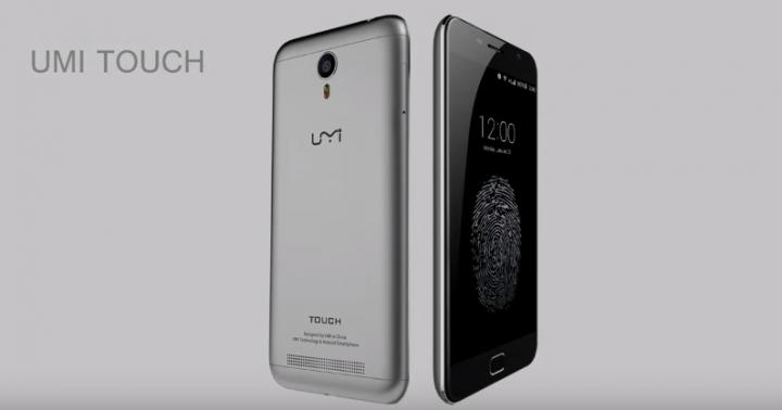 Umi Touch, especificaciones, lanzamiento y precio