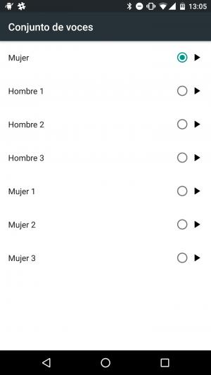 Imagen - Android cuenta con nuevas voces