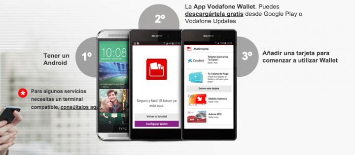 Imagen - Vodafone Wallet integra Paypal y extiende el pago en el transporte público