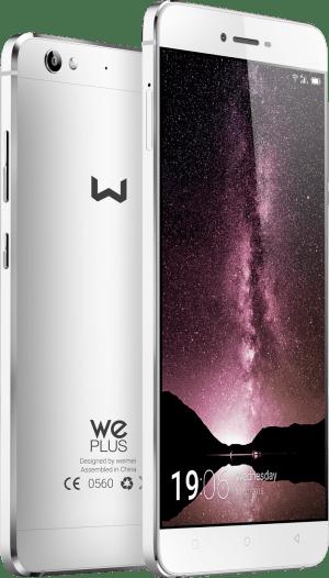 Imagen - Weimei We Plus, el smartphone evoluciona al acabado premium