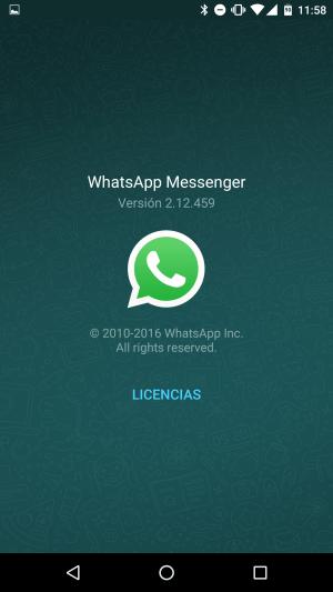 Imagen - Descarga WhatsApp 2.12.459 con novedades en el uso de red