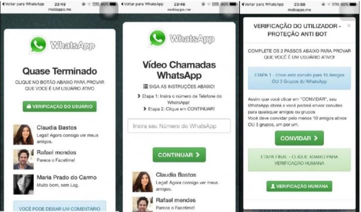 Imagen - La estafa de las videollamadas en WhatsApp se expande por España