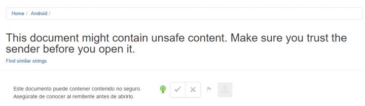 Imagen - WhatsApp nos avisará cuando recibamos archivos no seguros