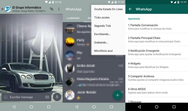 Imagen - Descarga WhatsApp Plus v5.60, la última versión adaptada al 2017