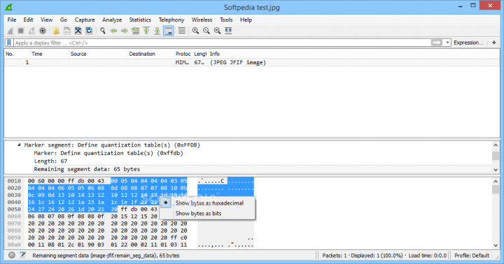 Image - reaches Wireshark 2.0.2