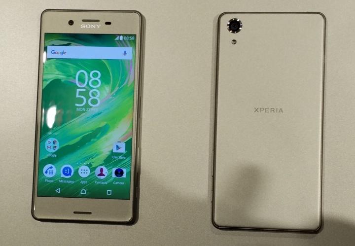 Imagen - Sony Xperia X, X Performance y XA: Especificaciones oficiales y precio