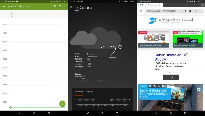 Imagen - Review: Fire, una tablet de coste ultra bajo con la garantía de Amazon