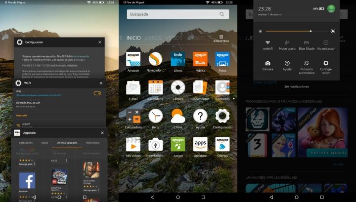 Imagen - Amazon lanza los nuevos Fire 7 y Fire HD 8