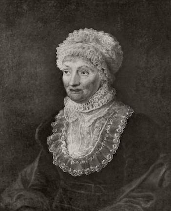 Imagen - Google recuerda a Caroline Herschel con un Doodle