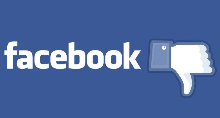 Imagen - Facebook está caído para muchos usuarios