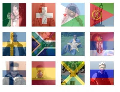 Imagen - Cómo poner la bandera de Bélgica en Facebook