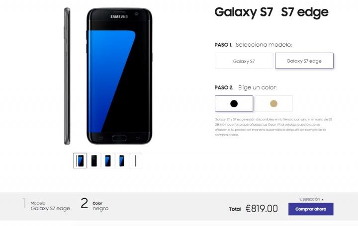 Imagen - Samsung Galaxy S7 y Galaxy S7 Edge ya disponibles