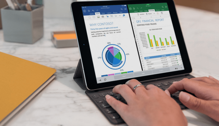 Consigue Office gratis para el iPad Pro de 9,7