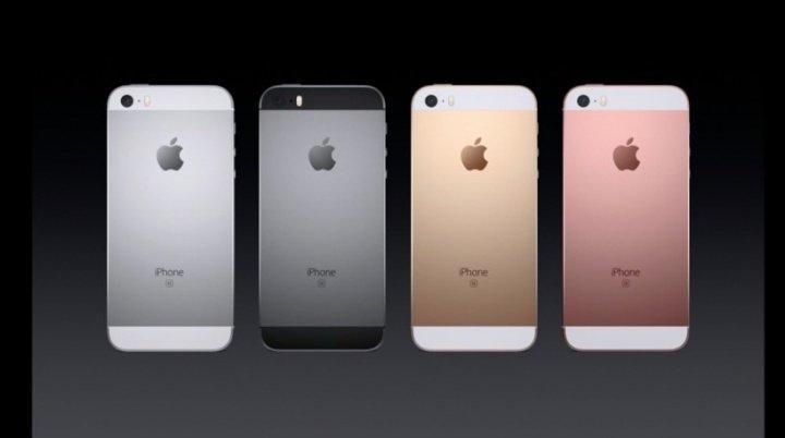 "Imagen - iPhone SE, 4"" tan potentes como el iPhone 6s"