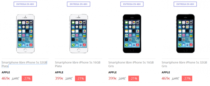 Imagen - Dónde comprar el iPhone 5s