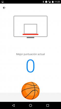 Imagen - Facebook Messenger cuenta con un adictivo juego de baloncesto ¡pruébalo!