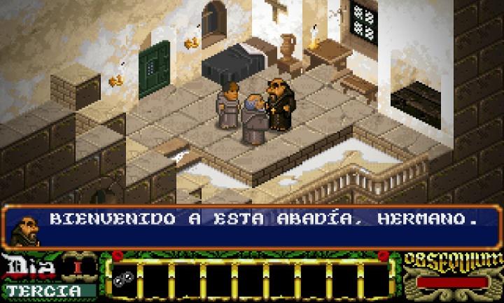 Imagen - Descarga La Abadía del Crimen: Extensum, el remake del mítico juego español