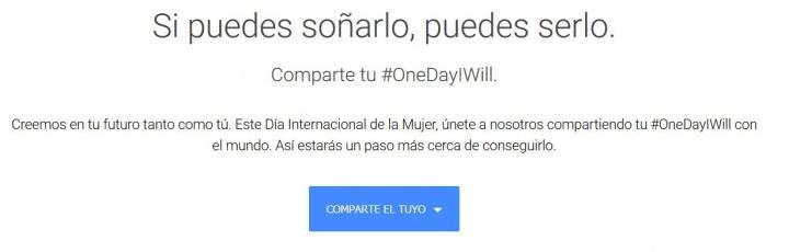 Imagen - Google celebra el Día Internacional de la Mujer con un Doodle