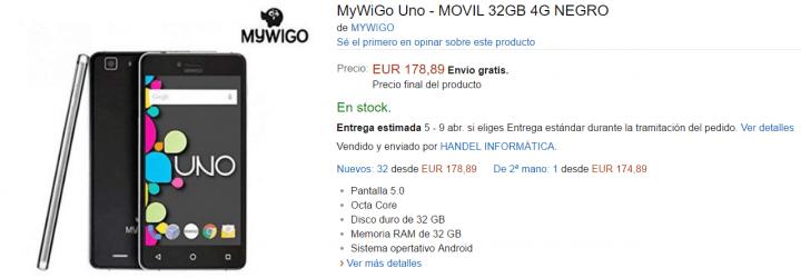 Imagen - Dónde comprar los MyWiGo UNO y UNO PRO
