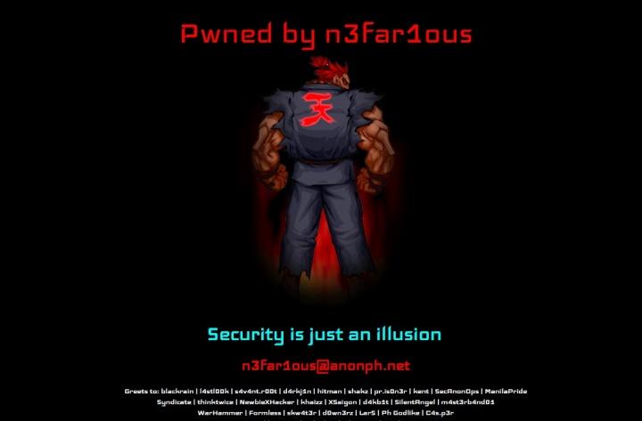 """Imagen - ISIS hackea """"Google"""""""