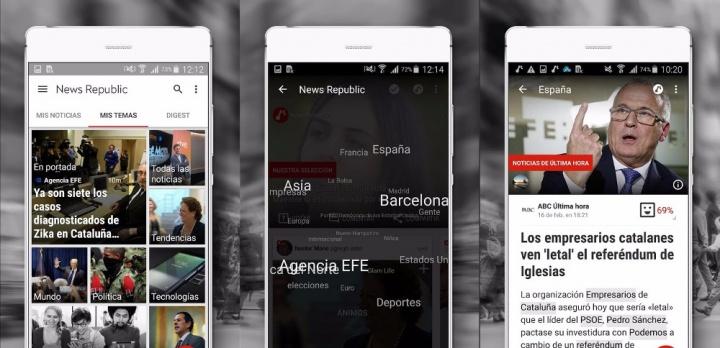 Imagen - News Republic se renueva: noticias más sociales