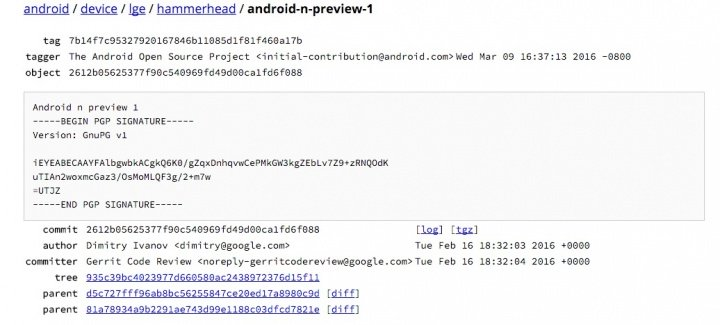 Imagen - ¿Nexus 5 actualizará a Android N?