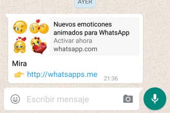Imagen - Cuidado con la promesa de nuevos emoticones para WhatsApp