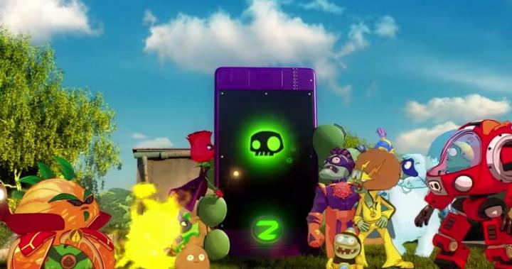Plants vs Zombies Heroes, la alternativa a Clash Royale