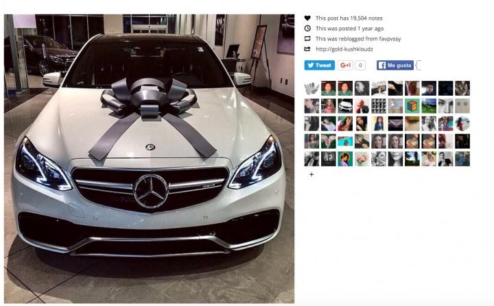 Imagen - Aparecen falsos sorteos de Mercedes Benz en Facebook