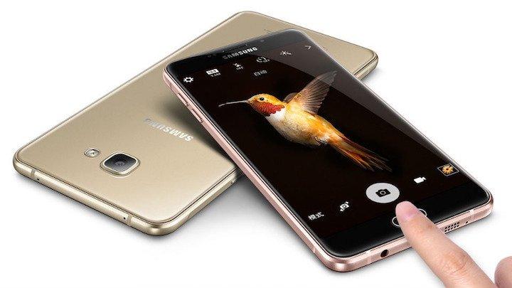 Samsung Galaxy A9 Pro es oficial: conoce los detalles