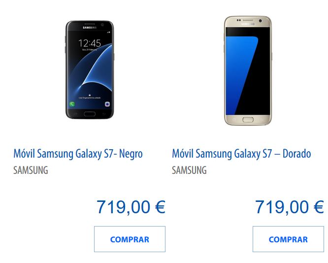 Imagen - Dónde comprar el Samsung Galaxy S7 más barato