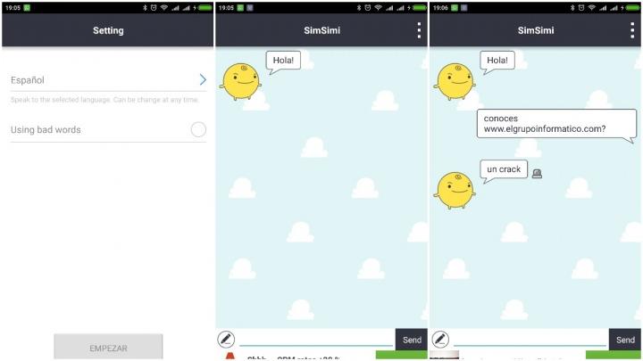 Imagen - SimSimi, la alternativa a Cleverbot se pone de moda