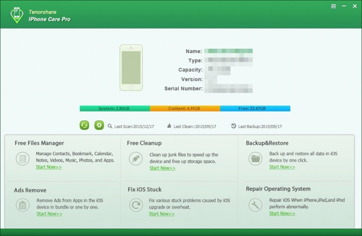 Imagen - Review: UltData iPhone Data Recovery, el programa que repara, protege y optimiza tu iPhone
