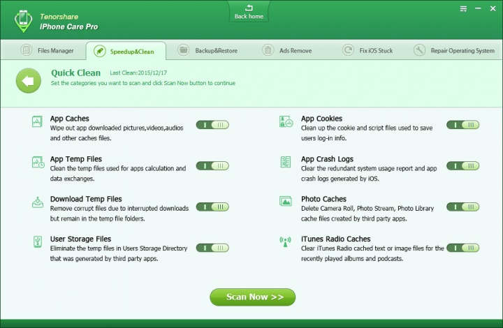 Imagen - Review: UltData iPhone Data Recovery, el programa que repara, protege y optimiza tu iPhone