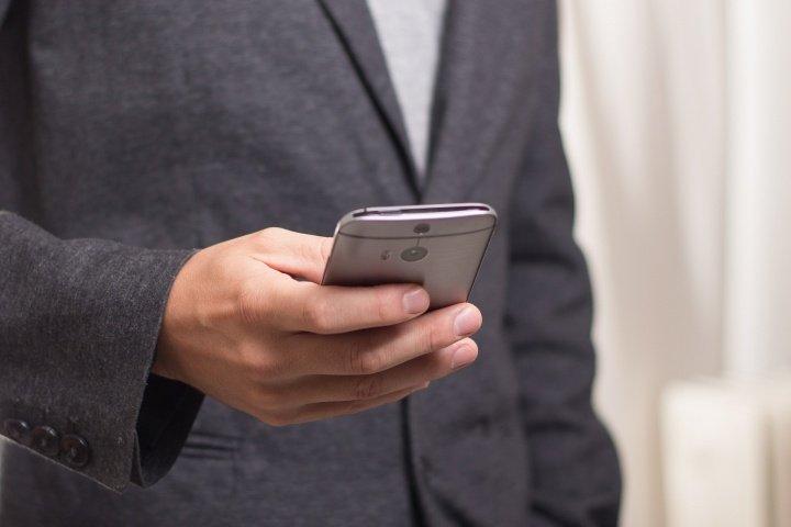 Cuidado con los falsos SMS de Hacienda