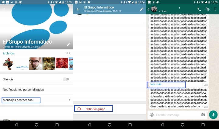 Imagen - WhatsApp añade el cifrado de extremo a extremo