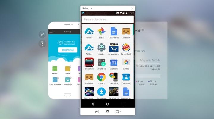 Imagen - Review: AirMore, la herramienta que conecta tu smartphone y tu ordenador