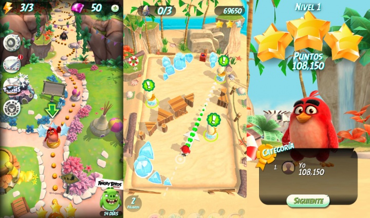Imagen - Descarga Angry Birds Action!, el juego basado en la película